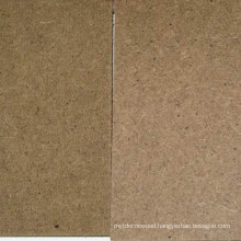 Dark Brown 3mm Hardboard with Smooth Surface and Rough Back