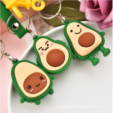 Fruit Avocado Keychains Bulk Wholesale