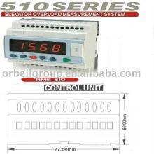 Aufzugszelle Controller, Sensor