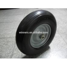 Roda da espuma do plutônio 16x4.80 / 4.00-8 para o carrinho de mão de roda