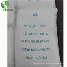 carbonato de sódio CAS No.497-19-8 99.2% luz de carbonato de sódio