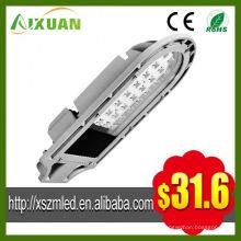 lampadaires aluminium hors route lampe lumière automatique