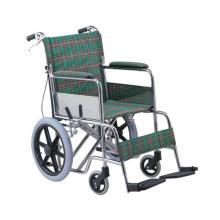 Tipo de silla de ruedas de acero médica de la venta caliente