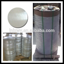 Manufacture provide hot rolled Aluminium circle disc for deep drawing with high quality