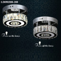 led luster chandelier ceiling lamps interior crystal light