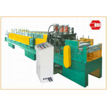 C Purline Machine with Pre-Punching and Post-Cutting, Roll Forming Machine, Purline Forming Machine (C60-100)