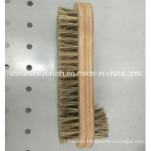 Pig Bristle Shoe Cleaning Brush (YY-483)