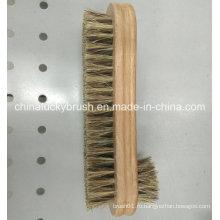 Щетка для чистки обуви из свиной щетки (YY-483)