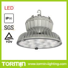 Lámpara de área interior y exterior de 120W de alta potencia LED Lámpara de área alta de bahía Lámpara de LED de alta bahía de reflector
