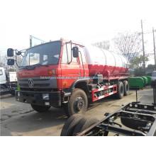 Camión cisterna de succión Dongfeng 16-18cbm