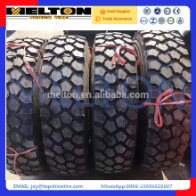 CHINA new tubeless 255/85R16 radial truck tyre