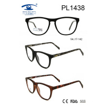 2017 New Collection Best Design PC Optical Glasses (PL1438)