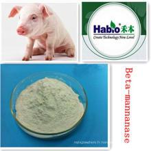 Famille de Mannanase certifiée de bêta de qualité d'alimentation animale de FAMI-QS / ISO22000