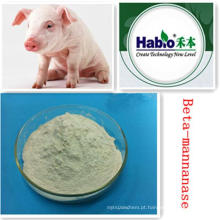 FAMI-QS / ISO22000 Certificado Animal Feed Beta Mannanase