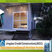 Jdcc-Light Steel Structure Prefabricated Small Holiday House