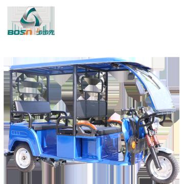 Электрический трехколесный велосипед, пассажирский, электрический, 3 колеса