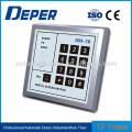 Panel de control de acceso para puerta automática / lector de tarjetas / contraseña leída