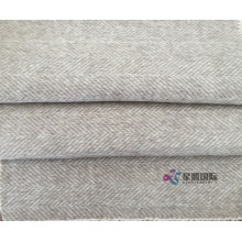 Produk Baru Double Faced Sided Woolen Fabric Wool