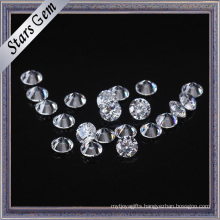 Good Quality Star Cut 3.0mm Cubic Zirconia for Rings