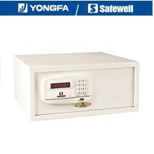 Safewell Km Panel 230mm Altura ensanchado portátil seguro para el hotel
