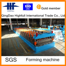 Glazed Tile Roof Panels Roll Forming Machine