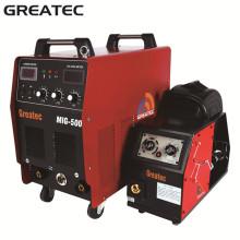 Инверторный сварочный аппарат CO2 с подающим механизмом для промышленного использования - MIG500