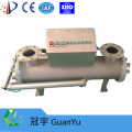 UV water disinfection systems