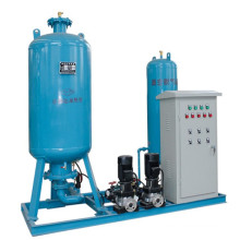 Water Refilling Station Expansion Tank Vacuum Degassing Plant