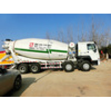 Enxin Brand Concrete Mixer Truck / 3-Axis / Low Price y High Quality