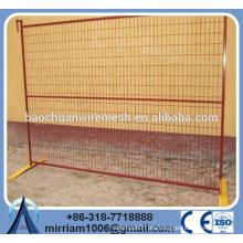 Fabricante del panel de la cerca móvil, cerca temporal, barricada temporal de la cerca