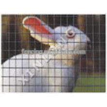 гальванизированная шестиугольная ячеистая сеть Rolls для кролика, клетки, курятники