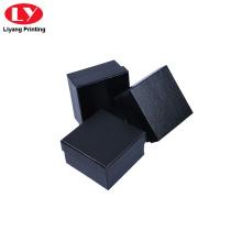 검은 색 시계 베개 인서트 박스