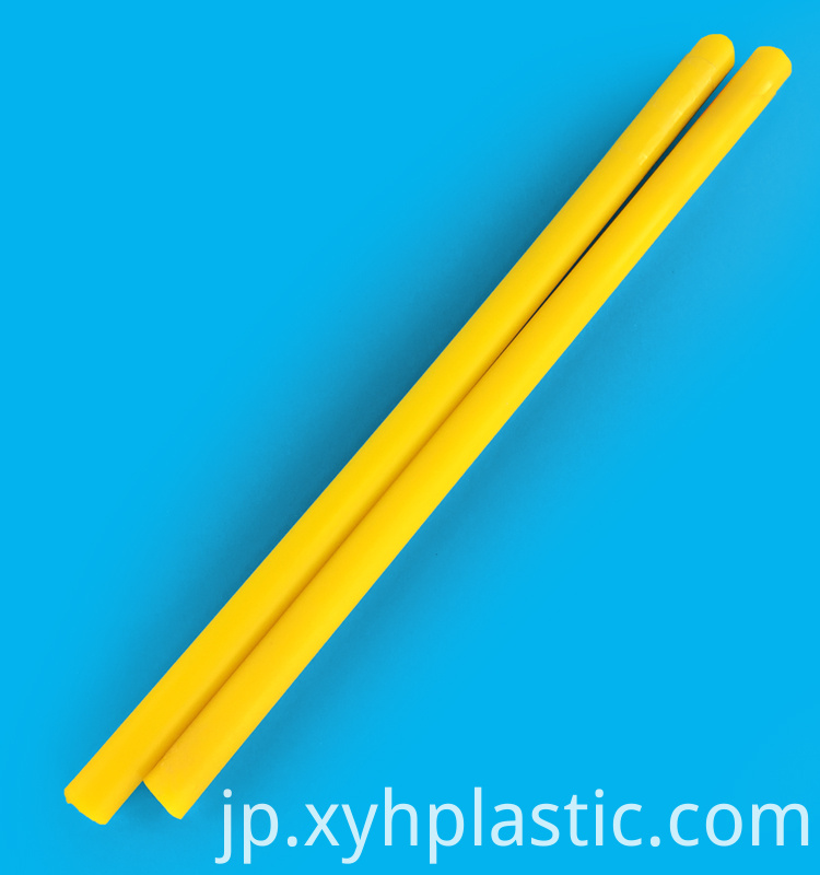Thin PU Round Bar