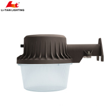 led outdoor security area light commercial grade street area warehouse barn light 5500lm dusk to dawn photocell