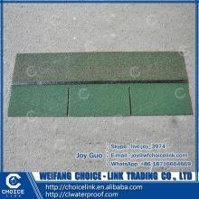 for construction colorful asphalt roof shingle bitumen shingle