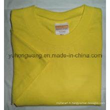 T-shirt imprimé à manches courtes en coton coton, polo