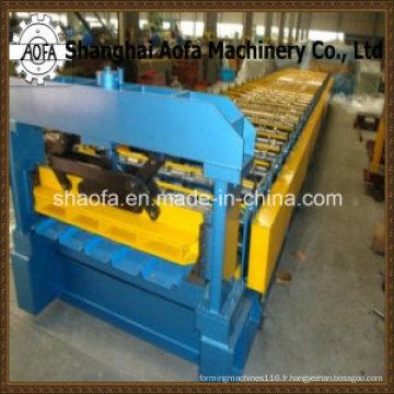 Rouleau de panneau de plancher formant la machine (AF-R1025)