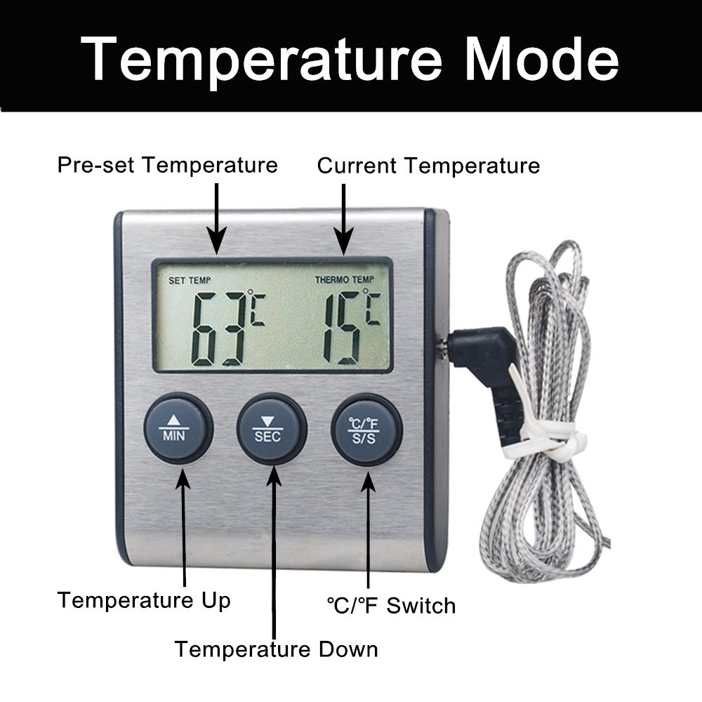 Ldt 100 Meat Thermometer Specification 6