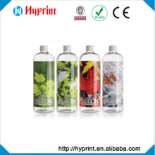 2015 Customized Best Quality Printed Adhesive Sticker for bottles