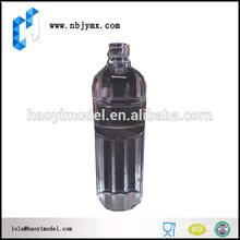 2015 safe rapid prototyping of transparent plastic water bottles