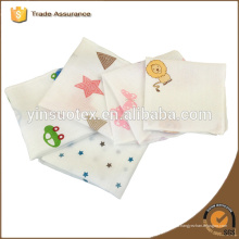¡¡ventas!! Toalla Saliva de 4 capas 100% algodón para recién nacido