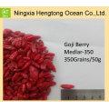 Berry orgánico de alta calidad de Goji - 350grains / 50g