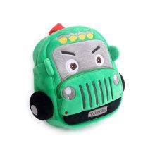 New Cartoon Animal Design Plush Material School Toddler Kids Bag Backpack For Children Boy and Girl