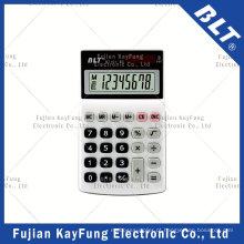 Calculadora de tamanho de bolso de 8 dígitos para casa (BT-101)