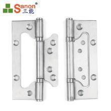 Durable SS Door Fittings Stainless Steel Door Hinges Adjustable Design