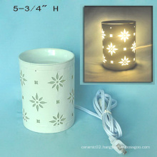 Electric Metal Fragrance Warmer-15CE00876
