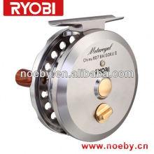 RYOBI bobina de jangada de pesca giratória