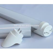 El tubo del CE T8 LED del UL TUV llevó la iluminación con la cubierta de la PC Claro, Semi-claro, leche