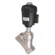 Série KLJZF Válvula de pistão de corpo angular