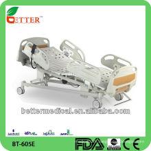 Bon cinq fonctions prix lit électrique lit / lit ICU fabriqué en Chine